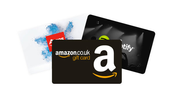 Amazon.ca Gift Card in a Holiday Pop-Up Box /(Classic White Card Design/) Amazon.com.ca Inc. Christmas Decoration